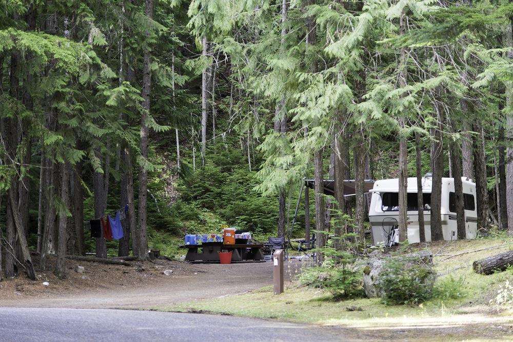 rosebury provincial park