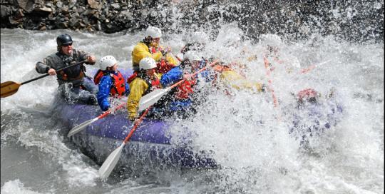 apex rafting company