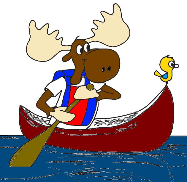 canoeing british columbia