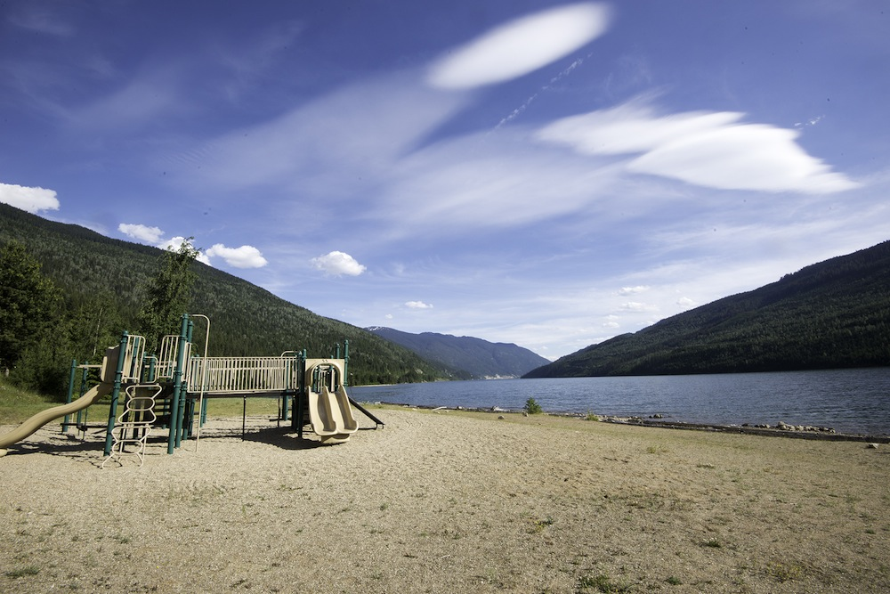provincial parks in british columbia