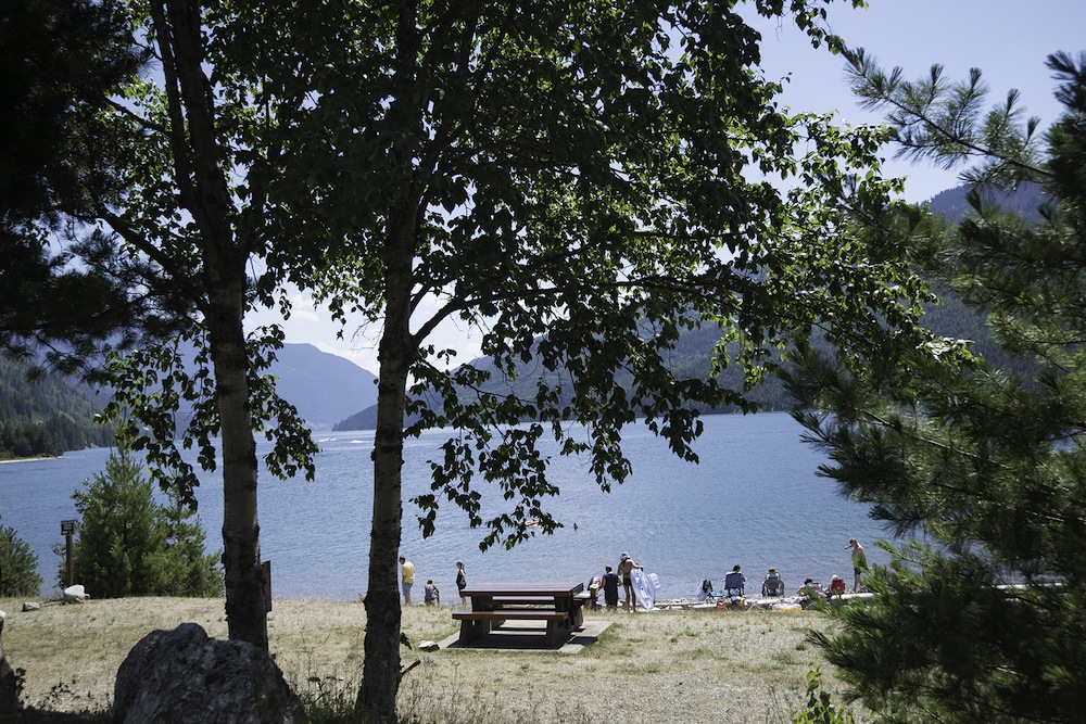 provincial parks camping bc