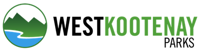 West Kootenay Parks Mobile Logo