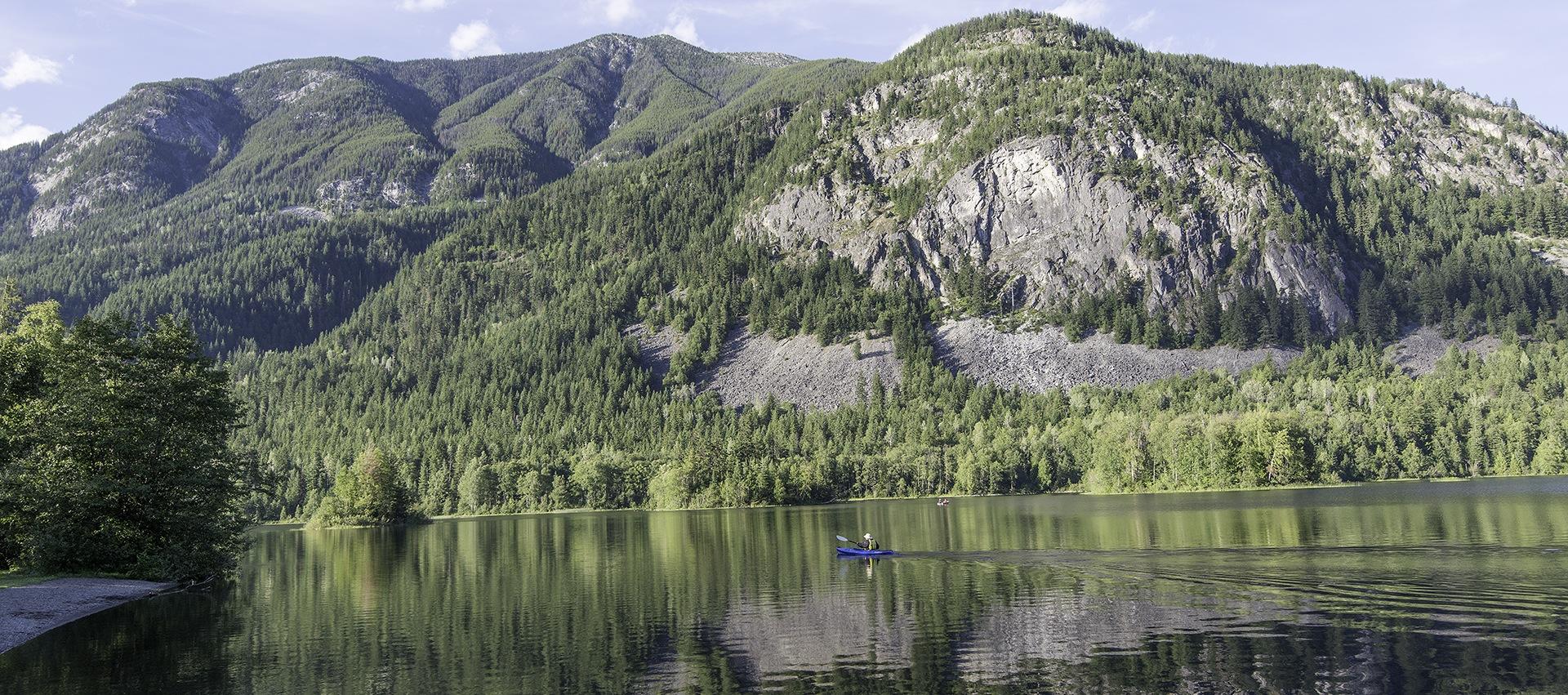 summit lake provincial park