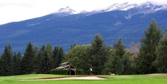 nakusp golf course
