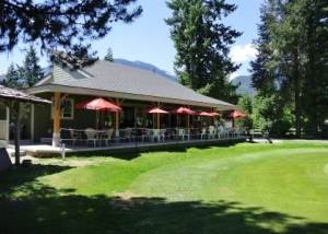 slocan lake golf